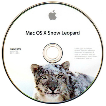 установить mac os x snow leopard dell inspiron duo