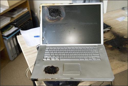 Взорвать компьютер в домашних условиях