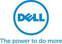 logo dell the power to do more